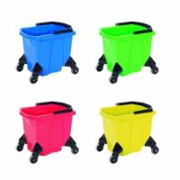 SYR Trad34LM Mobile Mopping Bucket   30 Litre Capacity